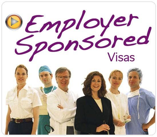 Employer sponsored pertmanent visas